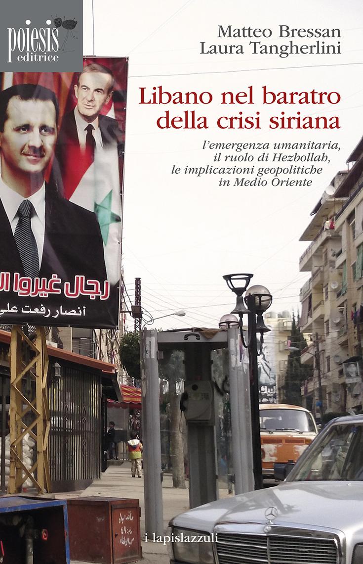 copertina Libano nel baratro della crisi siriana